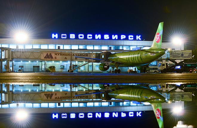 Аэропорт Толмачёво (OVB)